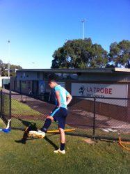 stability training 2