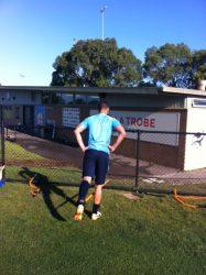 stability training 3