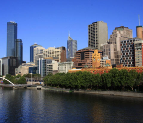 Two clinics in Melbourne's CBD